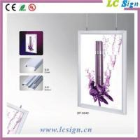 China Aluminum Frame LED Slim Light Box for Graphics Exhibition on sale