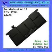 Original laptop battery for Apple A1406 Manufactures