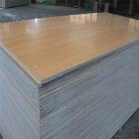 TIMBER laminated Melamine film faced MDF for door Manufactures