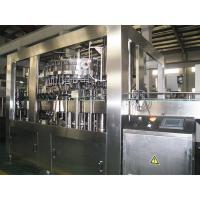 Bottle washing filling and capping machine Manufactures