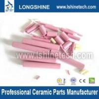 High purity alumina textile ceramic rods Manufactures
