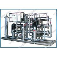 Pure Water System Commercial Pure Drinking Water Treatment Manufactures