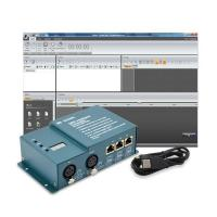 Buy cheap 5-5.5VDC 512*3CH DMX Master Controller DMX-N04 from wholesalers