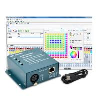 Buy cheap 5-5.5VDC 256CH DMX Master Controller DMX-N02 from wholesalers