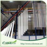 China Manufactured in China White Color Vertical Complete Powder Coating Line on sale