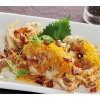 China Five-star hotel typhoon shelter soft shell crab on sale