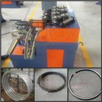 Pipe bending machine Hydraulic 7 roller pipe bending machine for big radius Manufactures