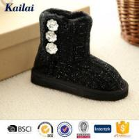 Baby Shoes Cashmere Child Shoes Manufactures