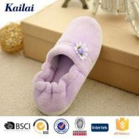 Casual Shoes Coral Fleece Flower Warm Shoes Manufactures