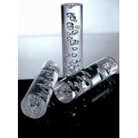 best price clear bubble acrylic rod/1000mm-3000mm acrylic plastic rods with bubble Manufactures