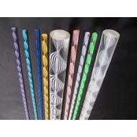 new style high quality clear acrylic threaded rod for decoration Manufactures