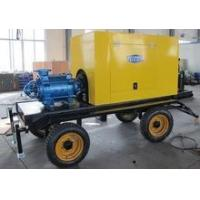 Movable Diesel water pump set with trailer from 3 inch to 32 inch Manufactures
