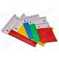 China Yellow / Green Custom Printed Mailing Envelopes Protective Mailing Bags on sale