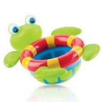 Nuby Bath Tub Toy Floating Turtle by Nuby Manufactures