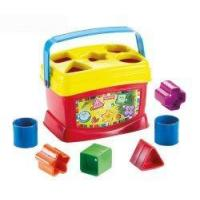 Fisher-price Brilliant Basics Babys First Blocks by Fisher Price Manufactures