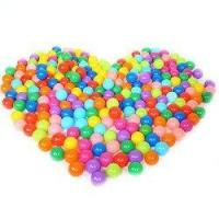 Honory 200pcs Colorful Ball Fun Ball Soft Plastic Ocean Ball Baby Kid Toy Swim Pit Toy from Honory Manufactures
