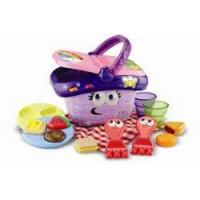 Leapfrog Shapes And Sharing Picnic Basket from LeapFrog Manufactures