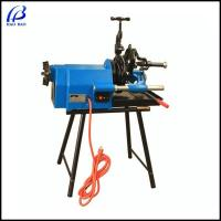 China Pipe threading machine automatic steel pipe threading machine HT-50F on sale