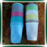 For Coffee Shop high quality colorful 200ml disposable pp cups Manufactures