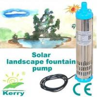 China solar water pumps for ponds,high pressure solar water pump,high flow solar water pump on sale