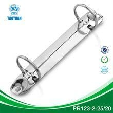 Quality Ring Mechanism Made in China metal clip/metal round clip/ metal 2 ring clip for sale