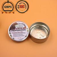 China Hair Wax Coconut Hair Styling Wax for Men and Women on sale