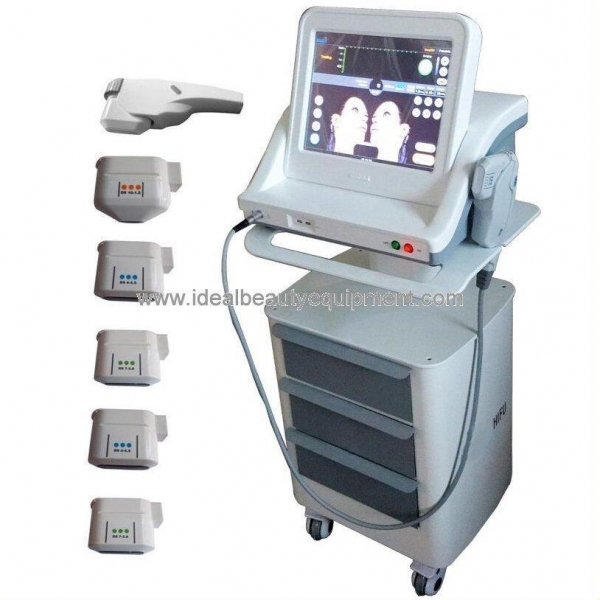 Quality Hifu machine/Thermage RF Products 13mm Hifu ultherapy machine for face and body (F018B) for sale