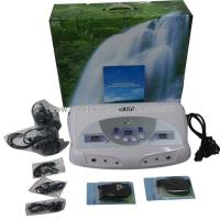 Salon beauty equipment Dual ion foot detox machine with MP3 (C017) Manufactures