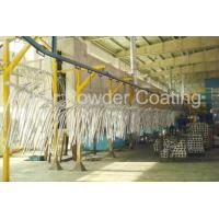 Buy cheap Table & chair leg powder coating line from wholesalers