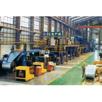 Buy cheap Finished aluminium coil from coil painting line from wholesalers