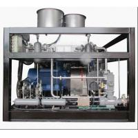 China Natural gas reciprocating type gas compressor station on sale
