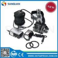 SanGuan Rechargeable 1000 Lumens Cree Led Bike Front Light Manufactures