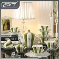 Hot selling fine bone china tea cup sets for tea house Manufactures