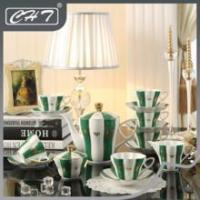 Wholesale fine porcelain coffee set for coffee shop / bar / club Manufactures