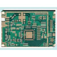 China 4 layers Impedance Immersion AG PCB on sale
