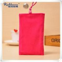 RUIQI hang neck red mobile gift pouches Manufactures