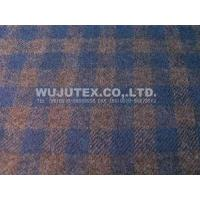 Twilled Woolen Fabric Clothing Cloth with 50% Wool,30% Polyester,10% Rayon,10% Modal Manufactures
