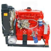 4 cylinders fire fighting equipment with radiator 4100 Manufactures