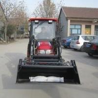 CE certificate TZ-5 45-60HP 4WD Cabin Farm Tractor Front end loader for sale Manufactures