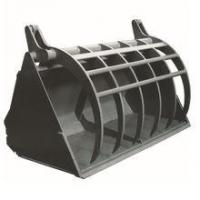 04GB150 Tractor Front end loader Grapple bucket in 1500mm width 5 grab tines Manufactures