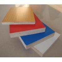 melamine paper faced plywood Manufactures