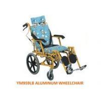 """New arrival 6"""" front wheel 16"""" rear footrest for manual wheelchair YM959LB Manufactures"""