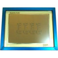 Laser Stainless Stencil Item:AS-ST-003 Manufactures