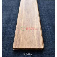 China Bamboo flooring Strand woven Carbonized bamboo flooring on sale