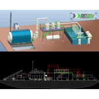 HA-20-PT 5 tons/day Tyre Pyrolysis Plant Manufactures