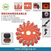 16 LED Work Light Rechargeable