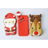 Promotional gift candy color Christmas iphone 6 case with OEM design Manufactures