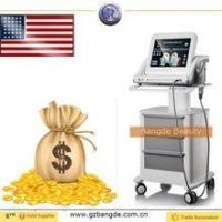 Buy cheap 2016 professional manufacturer hifu face lift,high intensity focused ultrasound for wrinkle removal from wholesalers