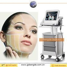 Quality Scan functional HIFU High Focused Ultrasound manual for slimming machine for sale