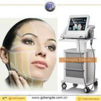 Scan functional HIFU High Focused Ultrasound manual for slimming machine Manufactures